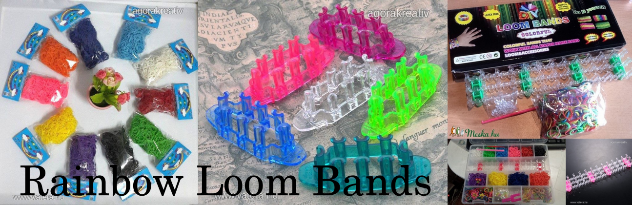 Rainbow Loom Twist Bandz